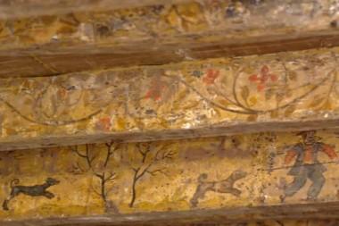 Delft plafonds