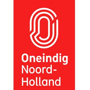 Oneindig Noord-Holland logo