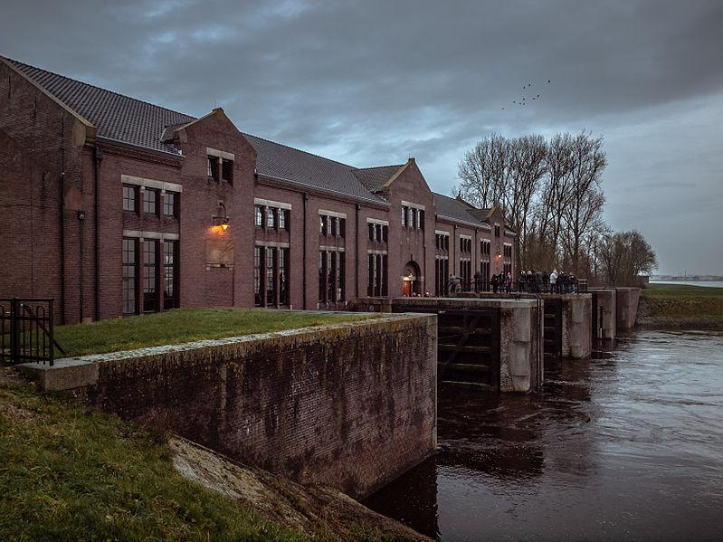 Het Woudagemaal is een grote krachtpatser in Lemmer (€)