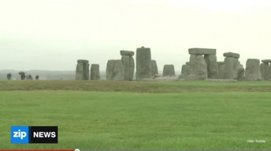 Stonehenge Foto: via Youtube