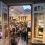Amsterdamse tramremise nu indoor food market