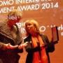 Marieke Kuipers ontvangt onderscheiding