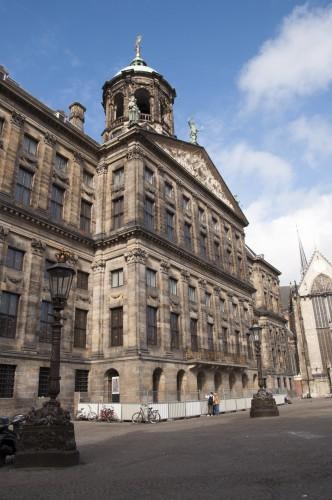Koninklijk Paleis Amsterdam, Foto: Sebas Baggelaar