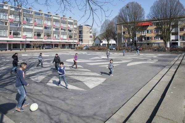 Winkelstrip Herderplein Utrecht