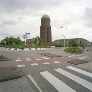 Watertoren, Naaldwijk Foto: Jan van Galen (RCE) via wikimedia