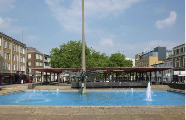 AKU-fontein Arnhem Foto: Brouwer & Brouwer via akufontein.nl