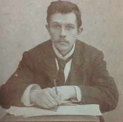 Piet Klaarhamer Foto: onbekend via centraalmuseum.nl