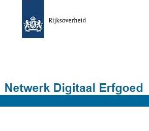 Netwerk Digitaal Erfgoed Foto: Netwerk Digitaal Erfgoed