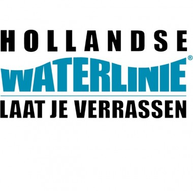 Hollandse Waterlinie logo Foto via regiorivierenland.nl
