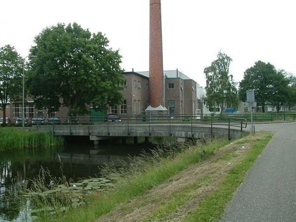 Apeldoorns kanaal van Dieren naar Hattem. Foto: S.J. de Waard