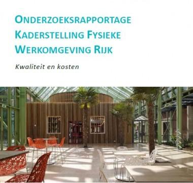 kader Fysieke Werkomgeving Rijk – Kwaliteit  Foto via cfpb.nl