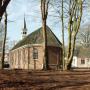 Restauratie Koloniekerk in Wilhelminaoord