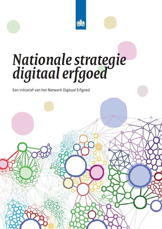Nationale strategie digitaal erfgoed Foto: RCE via den.nl