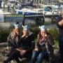 Nederlandse pers trapt massaal in grap vondst vikingschip
