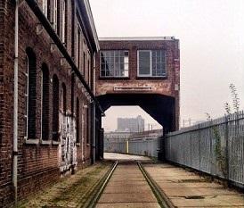 NS terrein Utrecht Foto: Team 'Wisselspoor via architectenweb