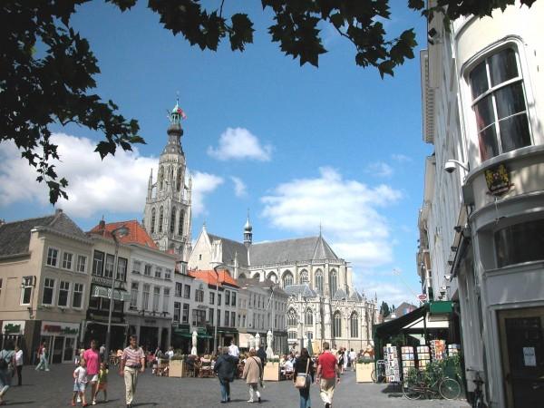 Grote Kerk Breda Foto: Gemeente Breda