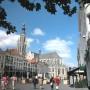 Grote Kerk Breda weer even in de steigers voor onderhoud