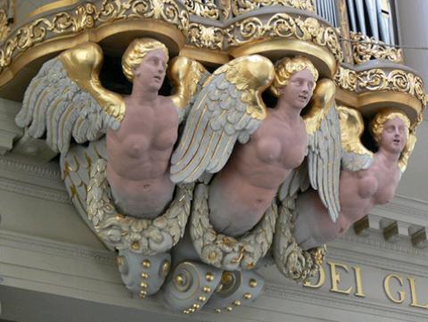 Soffiet orgel Alkmaar