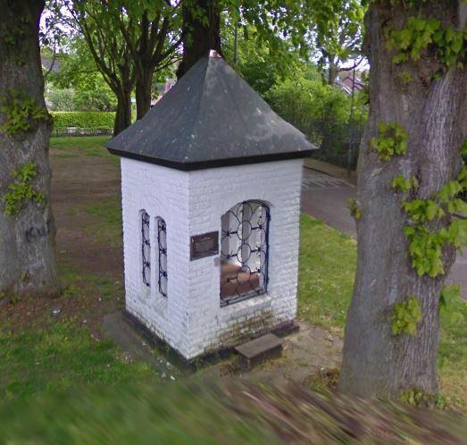 Dwaallichtjeskapel Mook Foto: Google Street View