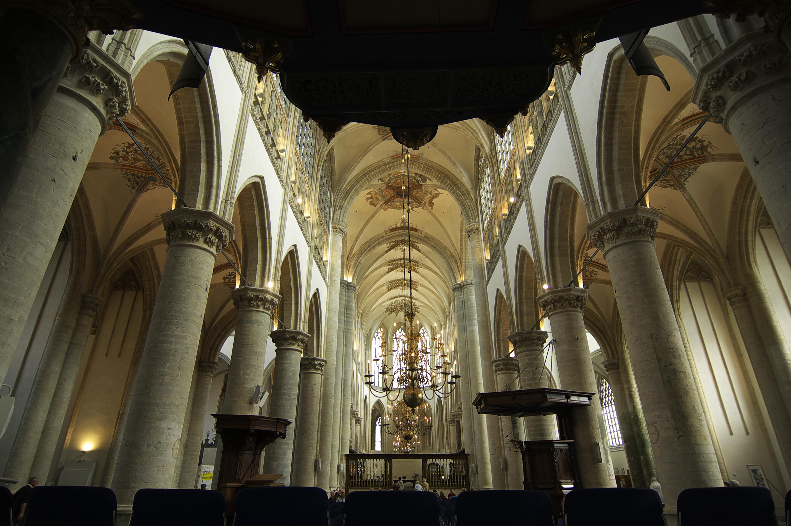 Restauratie Grote Kerk Breda mogelijk duurder door brexit