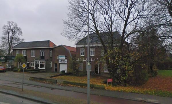 Monument Rijksweg Zuid, Elst Foto: google