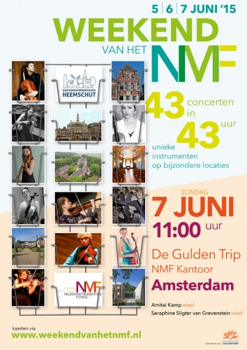 NMF Weekend Foto: NMF