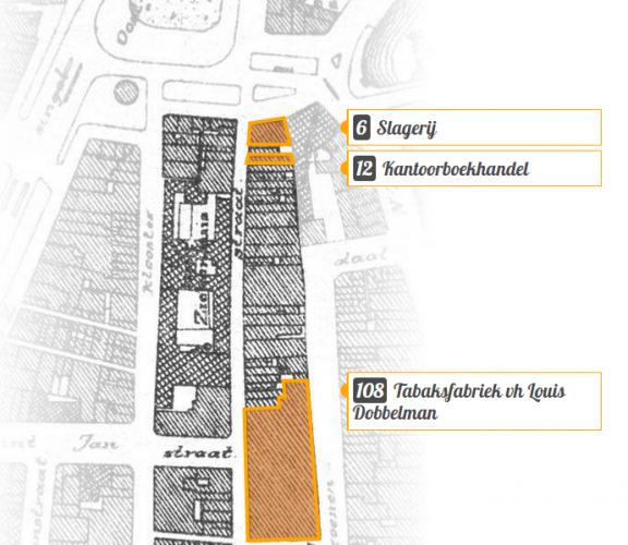 Project reconstructie Hoogstraat Foto via nrc.nl
