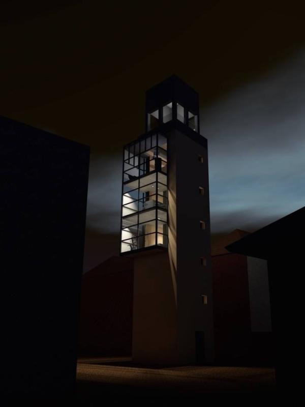 Carillontoren Grave Foto Peer van de Weem via gelderlander.nl