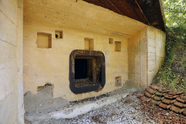 Bunker Foto via Erfgoedhuis Zuid-Holland