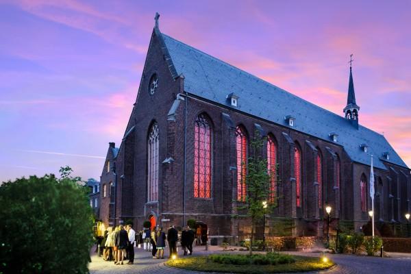Paterskerk, Weert, winnaar van de Erfgoedprijs 'mooiste monument'  2014 Foto: Gemeente Weert