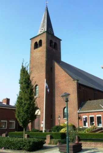 St Jozefkerk Woensdrecht Foto: Wim via Reiliwiki