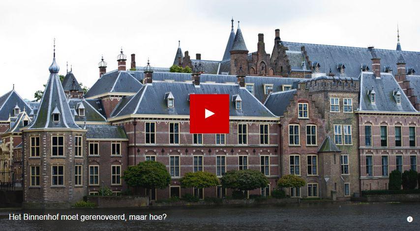 Binnenhof documentaire Foto: NOS