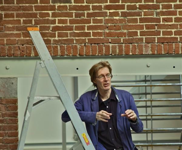 Andre van Stigt Foto: architectenbureau J. van Stigt