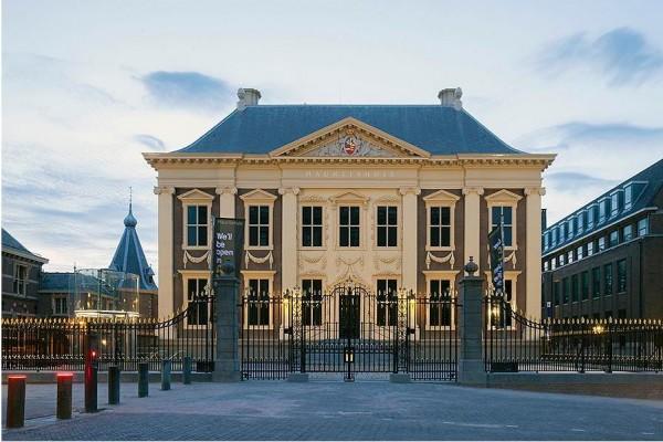 Mauritshuis Foto via Van Heeswijk architecten