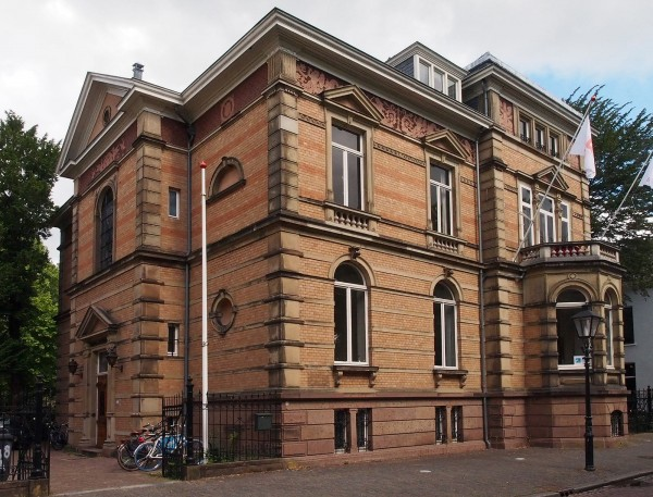 Maliebaan 42, Utrecht Foto: Arjan den Boer via DUIC