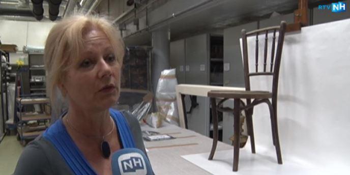 Design Stoelen Alkmaar.Stoel Picasso Naar Stedelijk Museum Alkmaar De Erfgoedstem