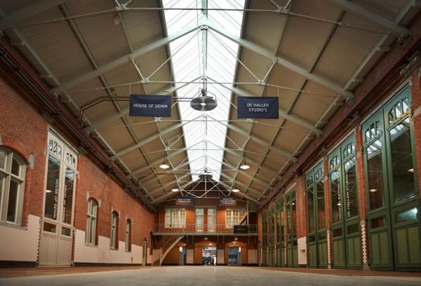 De Hallen, Amsterdam Foto: Nationaal Resturatiefonds