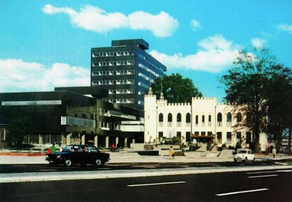 Stadskantoor 1 Tilburg Foto: Heemschut Brabant