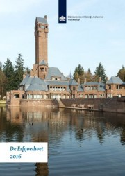 Erfgoedwet in het kort Foto: RCE