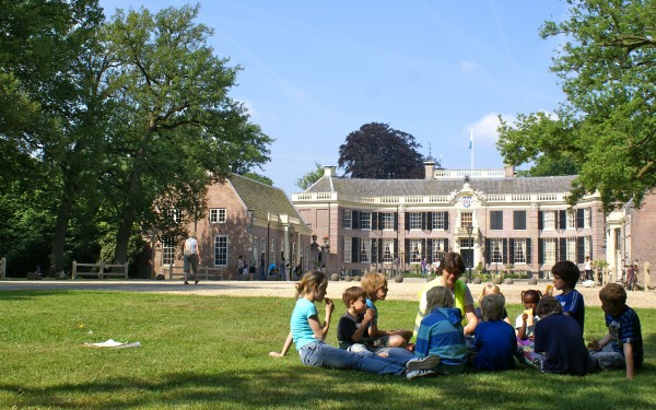 Kasteel Groeneveld, Baarn Open Monument v/d Maand augustus Foto via Stichting Open Monumentendag