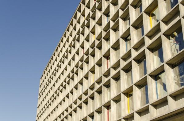 Cygnus Gymnasium, Amsterdam Foto: Paul Nieuwenhuizen via Open Monumentendagen Amsterdam
