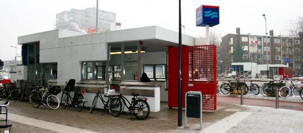 Metro Oostlijn, Amsterdam Foto: Sebas Baggelaar via De Erfgoedstem