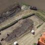 Video: Opgraving scheepswrak vanuit drone