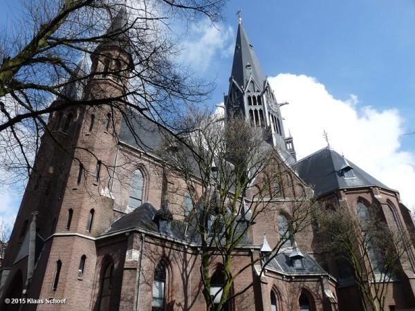 Vondelkerk, Amsterdam Foto: Klaas Schoof