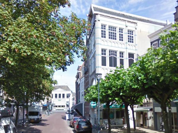 Oude Vismarkt, Zwolle Foto: maps.google.com