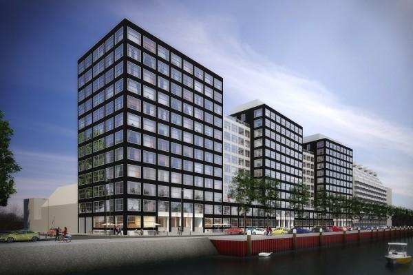 Admiraliteit, Rotterdam Foto via Citypads