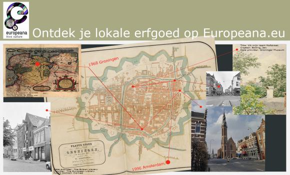 Wedstrijd Europeana Locloud 2015