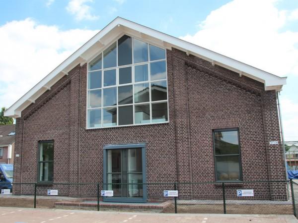 Zuiverhuis, Ede Foto: Bouwbedrijf Kreeft