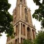 Domtoren Utrecht beveiligd tegen springers