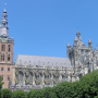 Luchtboogbeeldjestocht St Jan voor restauratie